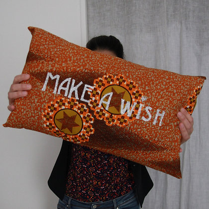 Coussin - Make A Wish