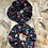 Thumbnail: Chouchou en tissus - Mexican