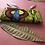 Thumbnail: Housse de coussin de détente/méditation pour yeux - Wax