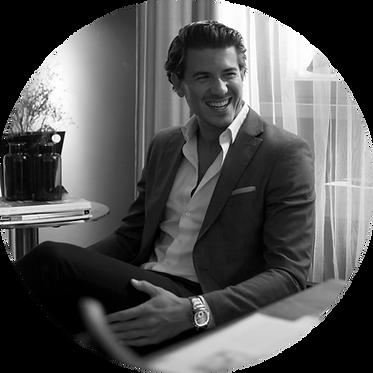 Giordano Morichi CEO & Founder Unite for Italy