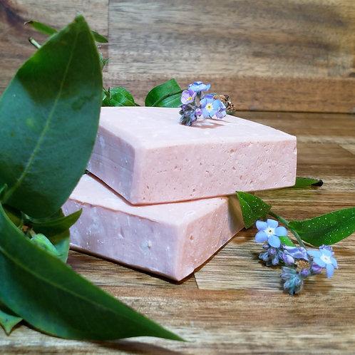 Sweet Pea & Jasmine Soap
