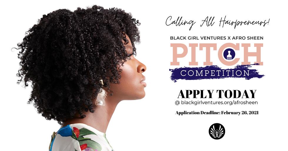 BGV x AFROSHEEN AD-2 | Black Girl Ventures