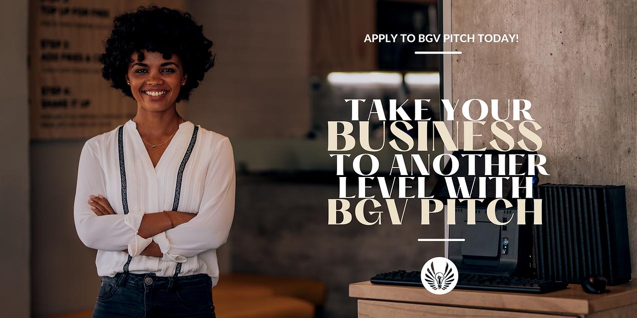 pitch black girls   Black Girl Ventures