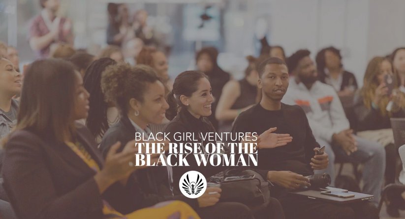 get involved with Black Girl Ventures
