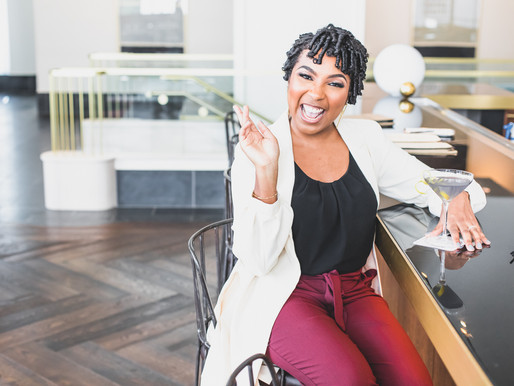 Christa of Cubicles to Cocktails: Helping Ambitious Black & Brown Women Reach Their Career Goals
