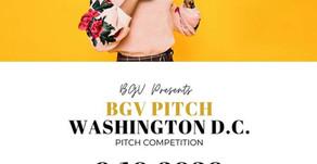 ICYMI: 2020 BGV Virtual Pitch DC Summary