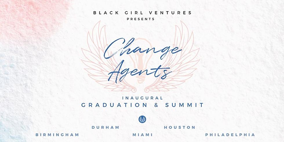 Change Agents Inaugural Graduation & Summit