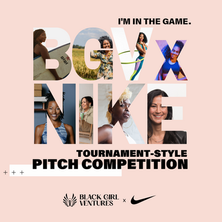 ICYMI: The First-Ever Nike x BGV Pitch Competition Recap