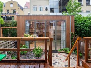 Eco-Tuinhuis
