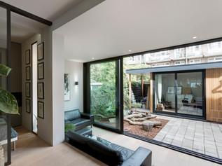 Convertible house