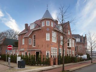 Monumentale villa Haarlem