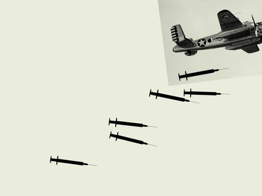 Về chuyện các quốc gia dân chủ chiếm hữu vaccine cho riêng mình