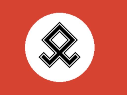 Nhà tổ chức CPAC phản đối chỉ trích rằng có biểu tượng Nazi trên khán đài
