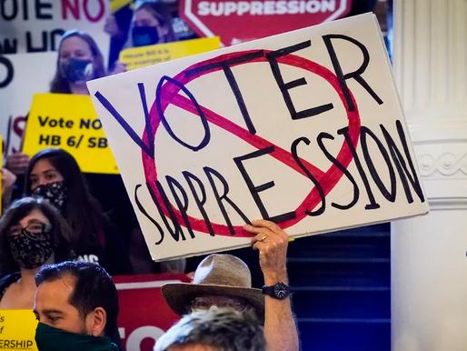 Hai cách phe Cộng Hoà tấn công nền dân chủ - Tệ và ... rất tệ