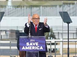 Các nguồn tin rút lại báo cáo của FBI cảnh báo Giuliani về chiến dịch gây ảnh hưởng của Nga