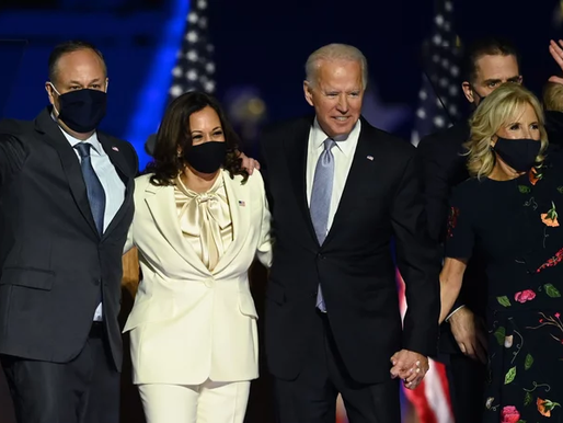 Cùng nhìn lại bức tranh toàn cảnh về chiến thắng của Tổng thống Biden trong kì bầu cử 2020