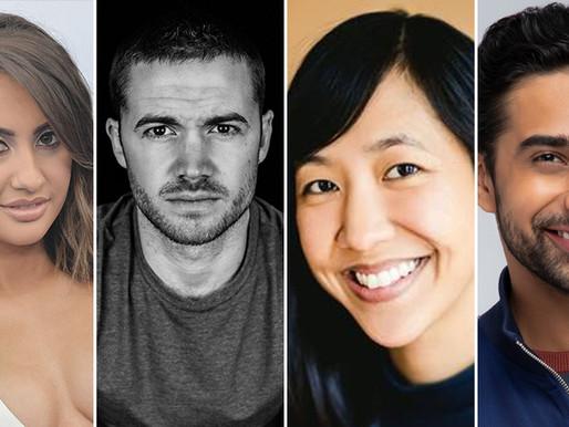 """Francia Raisa, Tom Ainsley, Tien Tran và Suraj Sharma tham gia phim sequel """"How I Met Your Mother"""""""
