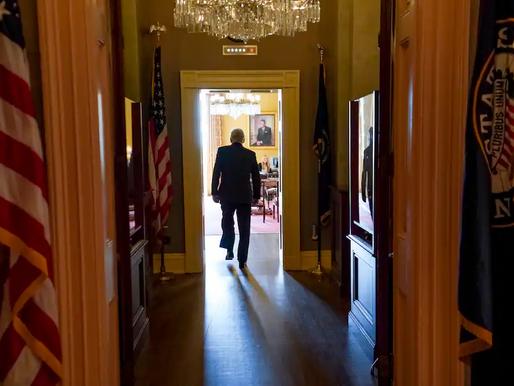 Quyền lực của Trump và một chính phủ bị nhiều áp lực qua vụ bỏ phiếu cho ủy ban 6 tháng 1
