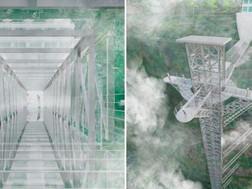 Việt Nam mở cửa cây cầu bằng kính thứ hai gần dãy núi đẹp nhất đất nước
