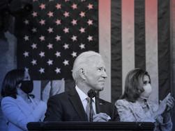 Năm điểm chính trong bài diễn văn đầu tiên của tổng thống Joe Biden trước Quốc Hội