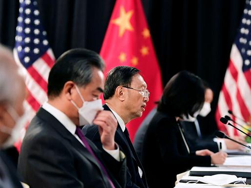 Mối quan hệ giữa Mỹ và Bắc Kinh ngày càng căng thẳng.