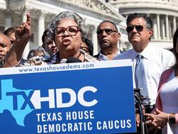 Các đảng viên Dân Chủ Texas có nguy cơ bị bắt giữ vì kêu gọi ủng hộ quyền bầu cử.