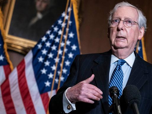 McConnell phản đối các đảng viên Cộng hòa ở Thượng viện thách thức kết quả bầu cử
