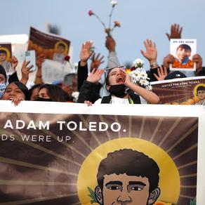 Luật sư gia đình Adam Toledo: 'Adam mất mạng vì cháu đã tuân lời'