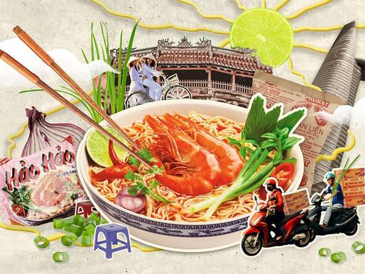 Tình yêu của người Việt dành cho mì gói: Đâu chỉ là thực phẩm để tích trữ
