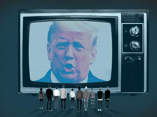 Tin nóng: Bên trong đề xuất thành lập Tập Đoàn Truyền Thông Trump