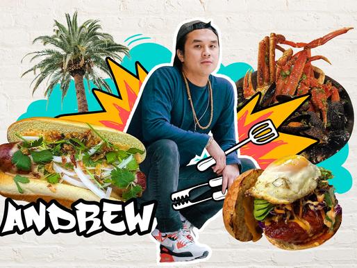 Từ Saigon sang Texas: Gian hàng BBQ nâng niu hương vị châu Á