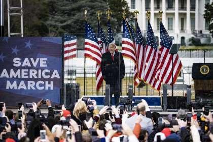 Trump và đám người bạo loạn là nỗi nhục nhã của Hoa Kỳ