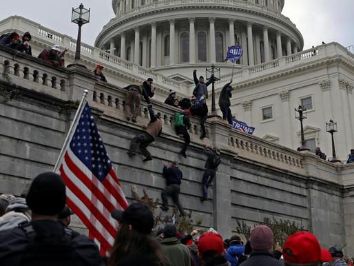 Những người ủng hộ Trump trong cuộc bạo loạn tại Điện Capitol đối mặt với hậu quả ở nhà