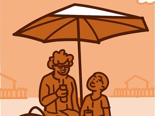 Phòng ngừa bệnh tăng thân nhiệt - hyperthermia trong mùa hè nóng bức