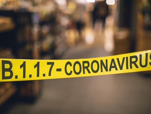 Chủng coronavirus B.1.1.7 trở thành mối đe doạ hiện nay