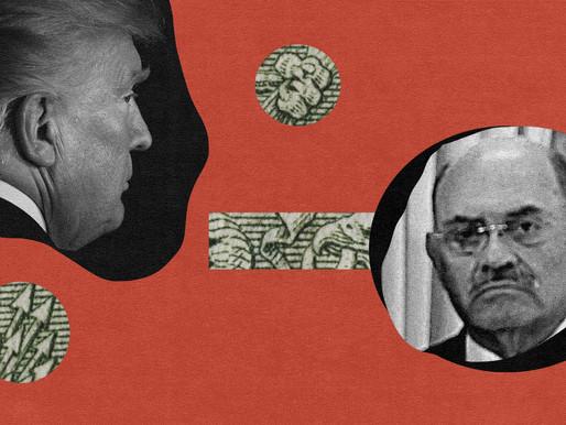 Tập đoàn Trump Organization gặp rắc rối lớn