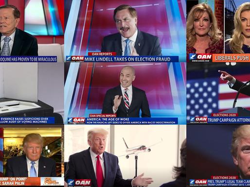AT&T đã giúp dựng nên đài cực hữu One America News (OAN) như thế nào?