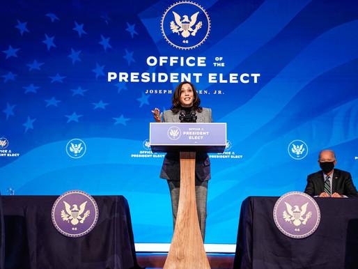 Kamala Harris, nguời có sức ảnh hưởng và nắm trong tay một lá phiếu quyết định