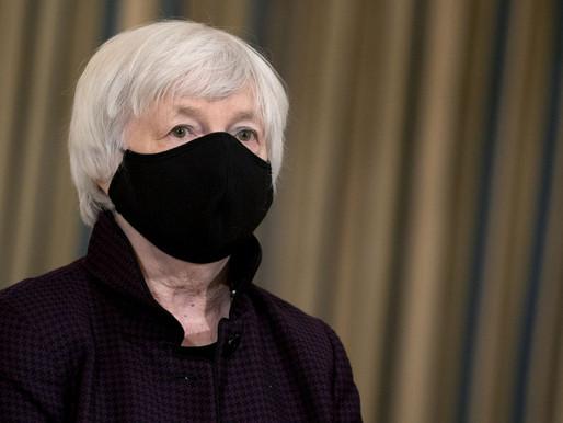 """Bộ trưởng Tài chính Yellen cho biết COVID-19 đã gây tác động kinh tế """"cực bất công"""" lên phụ nữ"""