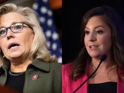 Trump cùng các lãnh đạo hạ viện Cộng hòa ủng hộ Elise Stefanik thay thế Liz Cheney