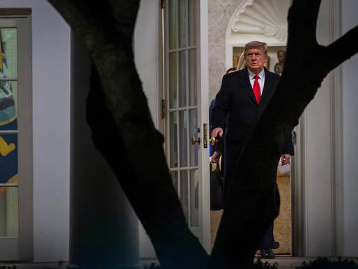 Trump phá hoại Đảng Cộng hòa trước khi mãn nhiệm bằng việc thúc đẩy đảo ngược kết quả bầu cử