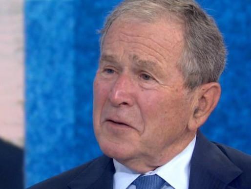 """George W. Bush: Đảng Cộng hòa ngày nay, """"cô lập, bảo thủ và ở một mức độ nhất định, cuồng bản địa"""""""