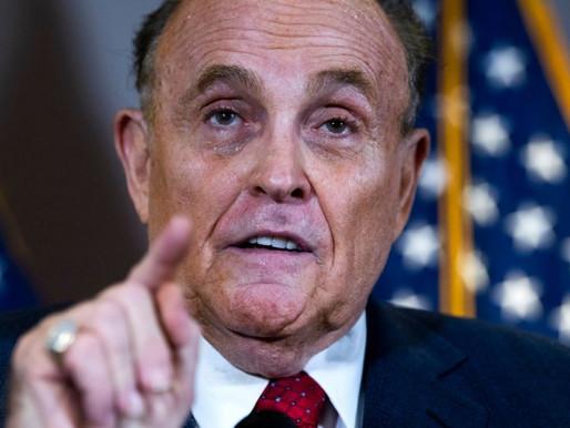Hoa Kỳ trừng phạt nguồn tin có liên hệ với Nga vu khống Biden của Giuliani