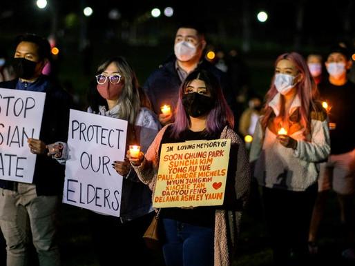 Các báo cáo về hành vi thù ghét ảnh hưởng đến sức khỏe tâm thần của người gốc Á