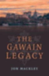 Gawain Legacy Jon Mackley Author