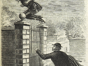 The return of Spring-Heeled Jack: The Terror of London