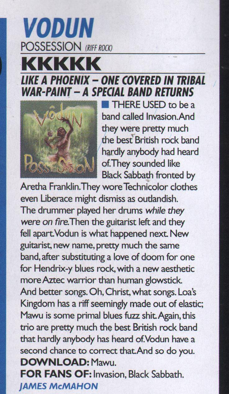 Kerrang! Album Review