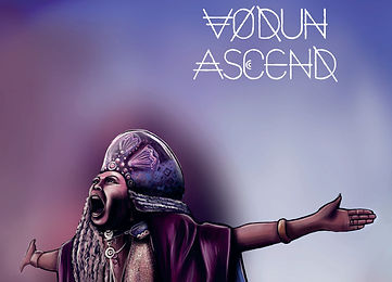 albym artwork SMALL VODUN ASCEND 3000.jp