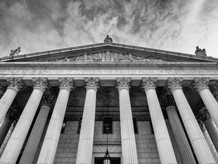Supreme Court, Centre Street, October 2018