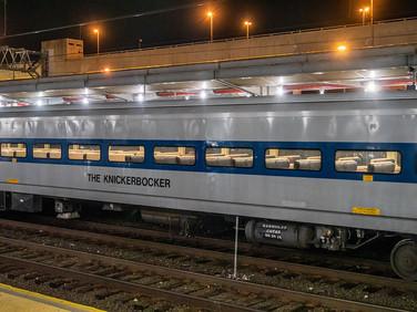 Stamford station, September 2019